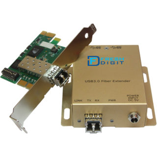Fresh Digit PCIe Fiber Extender