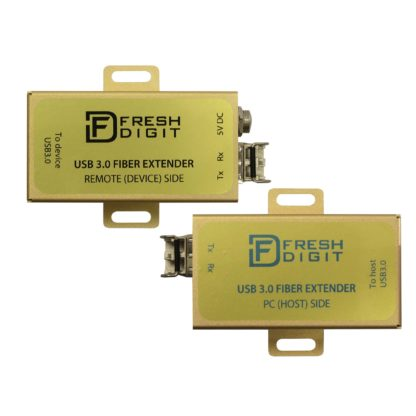 USB 3.0 Fiber Extender