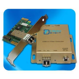 USB 3.0/3.1 Fiber Extenders
